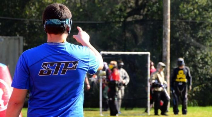 Paintball Tampa Referee