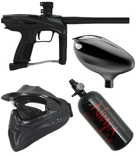 Standard Rental Tampa Paintball