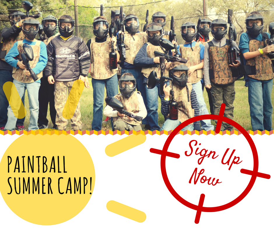 paintball tampa summer camp
